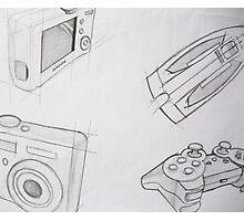 Product Design.. Photographic Print