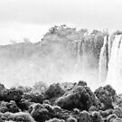 Mystical Iguazu by Alexander Kok