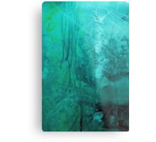 Sea Grass Metal Print
