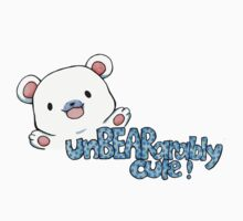 unBEARably Cute Polar Bear One Piece - Long Sleeve
