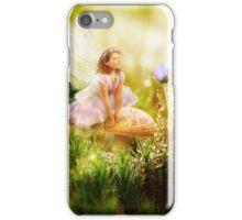 The Toadstool Faerie iPhone Case/Skin