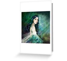Changeling Greeting Card
