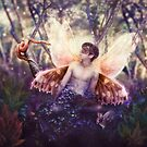 Temptation of the Faery Boy by gingerkelly