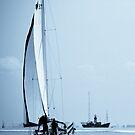 Sailing by Alexander Kok