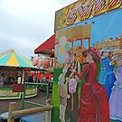 Old Fashioned Fairground by CreativeEm