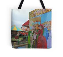 Old Fashioned Fairground Tote Bag