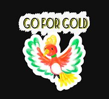 Go for gold ho-oh Unisex T-Shirt