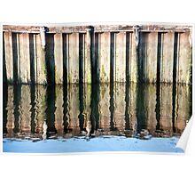 Dual Docks Poster