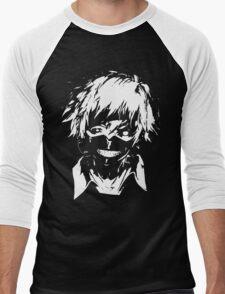 The White Ghoul Men's Baseball ¾ T-Shirt