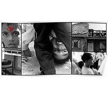 A Slice of an Orphan's Life In Nepal Poster