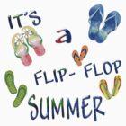 Flip Flop Summer by Missy Yoder