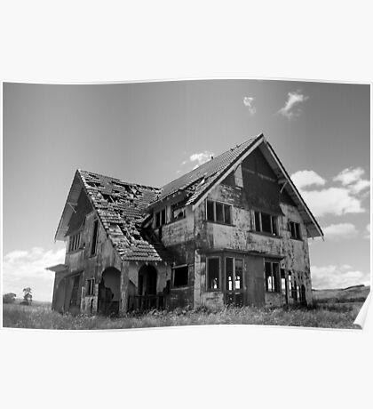 Long Forgotten Home Poster