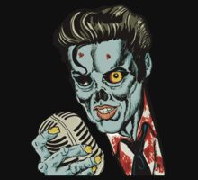 Zombie Elvis (Hail to the King, Baby) by ZugArt