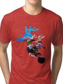 Kingdra used dive Tri-blend T-Shirt