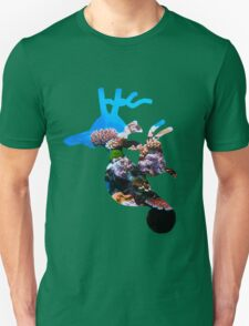 Kingdra used dive Unisex T-Shirt