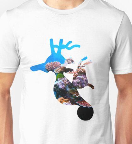 Kingdra used dive Unisex T-Shirt