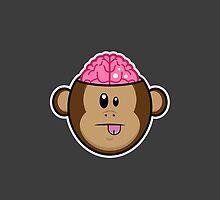 Monkey Brains by Ian Batterbee
