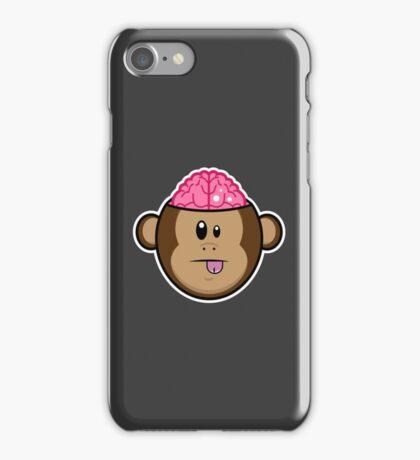 Monkey Brains iPhone Case/Skin