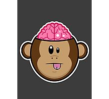 Monkey Brains Photographic Print