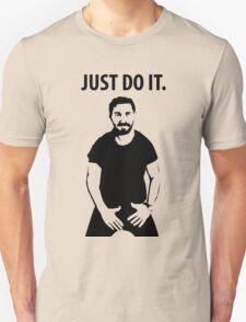 Shia LaBeouf - Just Do It T-Shirt