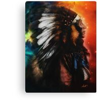 Spirit Of The Elder Canvas Print