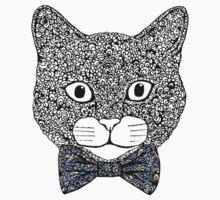 Fancy Cat by hayleylauren