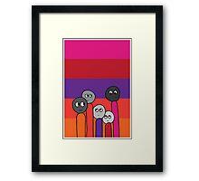 ~ Community' Framed Print