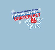 Winterfest 86 Unisex T-Shirt