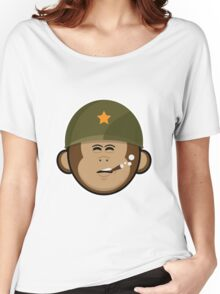 Monkey Forces Women's Relaxed Fit T-Shirt