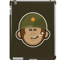 Monkey Forces iPad Case/Skin