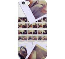 Hors-Portrait - Self-portrait - Homage to Paul Eluard iPhone Case/Skin