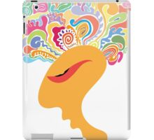 ~ colourful thought's iPad Case/Skin