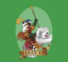 Tally Ho! by JenLee