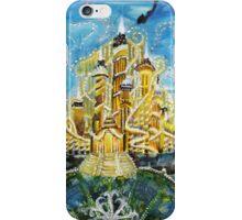 King Triton's Castle iPhone Case/Skin