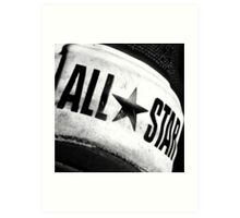 ALL STAR. Art Print