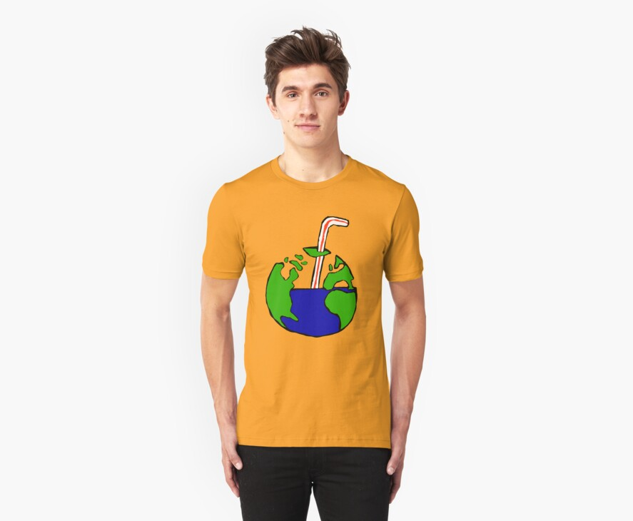 Earth Tee by nickchic