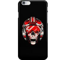 dead x wing red version iPhone Case/Skin