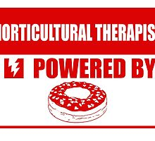 horticulture therapist powered by by teeshirtz