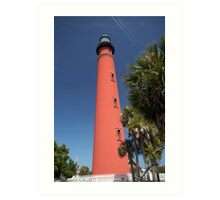 Ponce De Leon lighthouse, Florida Art Print