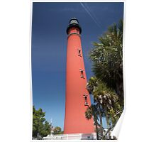 Ponce De Leon lighthouse, Florida Poster