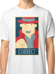 Correct, The Pointing Finger Classic T-Shirt