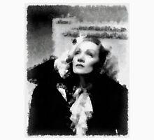 Marlene Dietrich by John Springfield Unisex T-Shirt