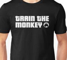 Train the MOnkey Dark Edition Unisex T-Shirt