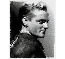 James Cagney by John Springfield Photographic Print