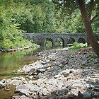 Glass Mill Bridge by G. David Chafin