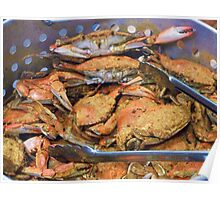 Crab Feast Poster