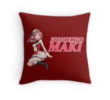Nishikino Maki - Love Live School Idol Project Throw Pillow