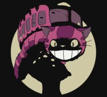 Cheshire no totoro - original Baby Tee