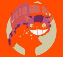 Cheshire no totoro - original Kids Tee