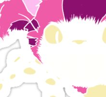 Cheshire no totoro - original Sticker